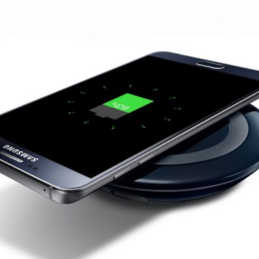 samsung galaxy note 5 charging wireless black